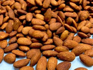 Spicy Almond