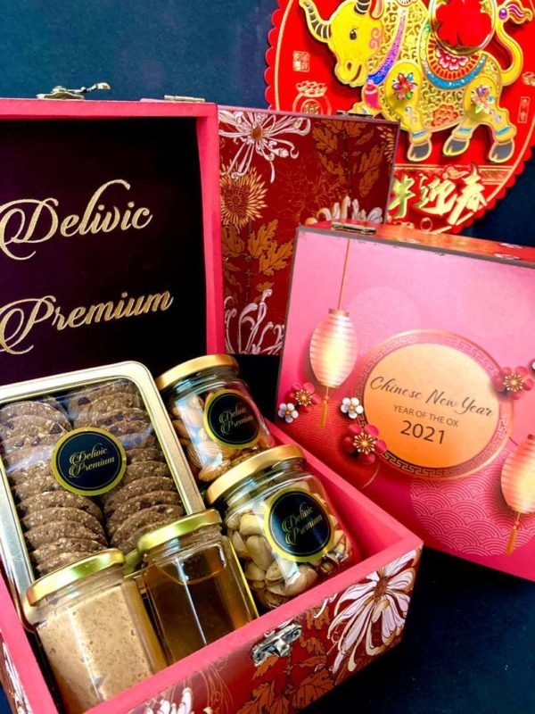 Delivic gift box